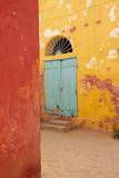The Island of Goree (Ile De Goree)  UNESCO World Heritage Site  Senegal  West Africa  Africa