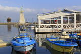 Port in Old Town  Nessebar  Bulgaria  Europe