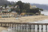 Wharf  Capitola  Santa Cruz County  California  United States of America  North America