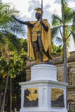 King Kamehameha 1  Honolulu  Oahu  Hawaii  United States of America  Pacific