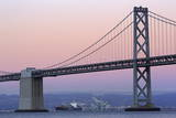 Bay Bridge  San Francisco  California  United States of America  North America