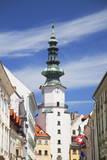 Michael's Gate  Bratislava  Slovakia  Europe