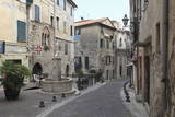 Ventimiglia  Medieval  Old Town  Liguria  Imperia Province  Italy  Europe