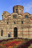 Christ Pantocrator Church  Old Town  UNESCO World Heritage Site  Nessebar  Bulgaria  Europe