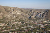 View of Goris  Armenia  Central Asia  Asia