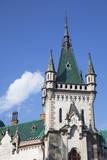 Jakab's Palace  Kosice  Kosice Region  Slovakia  Europe