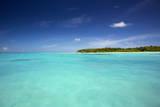 Desert Island  Maldives  Indian Ocean  Asia