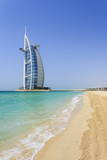 Burj Al Arab Hotel  Jumeirah Beach  Dubai  United Arab Emirates  Middle East