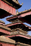 Kathmandu Durbar Square  UNESCO World Heritage Site  Kathmandu  Nepal  Asia