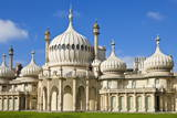 Brighton Royal Pavilion  Brighton  East Sussex  England  United Kingdom  Europe