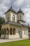 Old Church (Dormition of the Holy Virgin Mary)  Sinaia Monastery  Wallachia  Romania  Europe