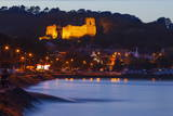Oystermouth Castle  Mumbles  Swansea Wales  United Kingdom  Europe