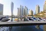 Cayan Tower  Dubai Marina  Dubai  United Arab Emirates  Middle East