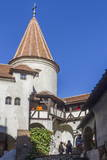 Bran Castle  Tansylvania  Romania  Europe