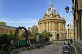 The Radcliffe Camera  Oxford  Oxfordshire  England  United Kingdom  Europe