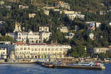 Port of Yalta  Crimea  Ukraine  Europe