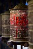 Prayer Wheels  Kathmandu  Nepal  Asia