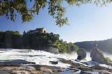 Rhine Falls (Rheinfall) Waterfalls