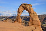 Delicate Arch  Arches National Park  Utah  United States of America  North America
