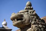 Carvings in Bhaktapur  Kathmandu Valley  Nepal  Asia