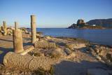 Agios Stefanos Church Ruins  Kefalos Bay  Kos  Dodecanese  Greek Islands  Greece  Europe