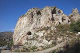 Cave Village  Old Goris  Goris  Armenia  Central Asia  Asia