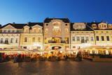 Rynek Town Square  Rzeszow  Poland  Europe