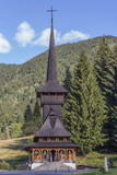 Church  Poiana Brasov  Transylvania  Romania  Europe