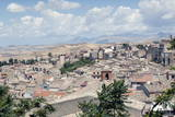 View of the Town of Corleone  Sicily  Italy  Europe