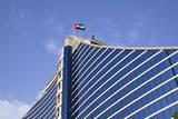 Jumeirah Beach Hotel  Dubai  United Arab Emirates  Middle East