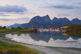 Kjerringoy  Nordland  Norway  Scandinavia  Europe
