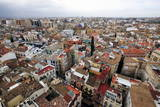 Valencia from the Metropolitan Cathedral Basilica Tower