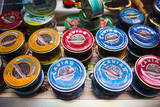 Caviar for Sale in the Market of Kiev (Kyiv)  Ukraine  Europe