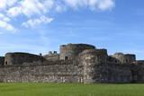 Beaumaris Castle  UNESCO World Heritage Site  Anglesey  Wales  United Kingdom  Europe