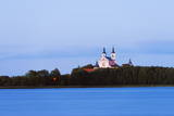 Former Camaldolese Monastery  Lake Wigry  Wigry National Park  Poland  Europe