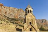 Noravank Monastery  Noravank Canyon  Armenia  Central Asia  Asia