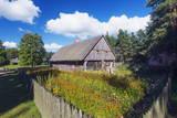 Museum of Folk Architecture  Olsztynek  Warmia and Masuria  Poland  Europe