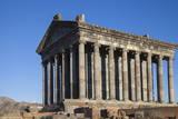 Garni Temple  Garni  Yerevan  Armenia  Central Asia  Asia