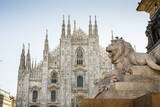 Duomo (Cathedral)  Milan  Lombardy  Italy  Europe