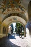 Gate Church of John the Baptist in Trinity Lavra of St Sergius