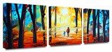 Adventure 3-Piece Canvas Set