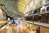 Marina Bay Sands Mall  Singapore  Southeast Asia  Asia