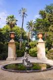 Palermo Botanical Gardens (Orto Botanico)  Palermo  Sicily  Italy  Europe