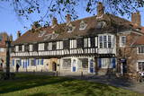 Medieval Half-Timbered Buildings of St William's College