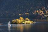 Sailing Dinghy Passes Norfolk Island