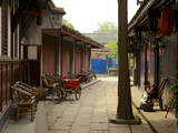 Luodai Ancient Town  Chengdu  Sichuan Province  China  Asia