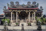 Khoo Kongsi  Chinatown  Penang  Malaysia  Southeast Asia  Asia