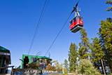 Red Gondola Car