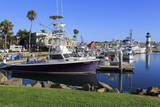 Oceanside Harbor Village  City of Oceanside  California  United States of America  North America