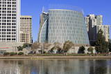 Cathedral of Christ the Light and Lake Merritt